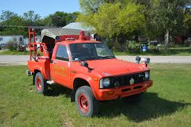 toyota trucks usa for sale austin tx usa 1981 toyota hilux 4wd fire truck 11k miles