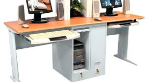 long computer desk for two computer desk for 2 monitors l shaped desk beautiful l shaped desks