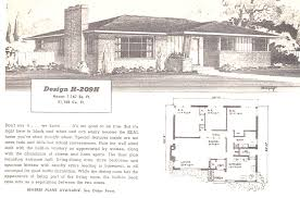 1950s ranch house floor plans 1960s ranch house floor plans vintage ranches lovely plan for