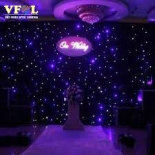 Stage Backdrops Star Effect For Stage Backdrops