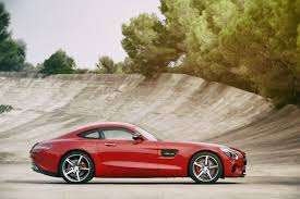 mercedes supercar mercedes targets porsche 911 with all new amg gt sports cars la