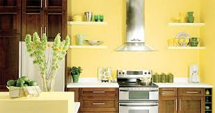 blue kitchen cabinets and yellow walls 20 great kitchen designs with yellow walls