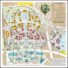 Illinois State Fairgrounds Map by History In Motion Part I Epcot U0027s Legendary Lost Masterpiece World