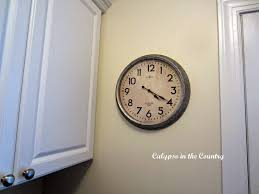 clocks in my home calypso in the country and this one from the threshold collection at target