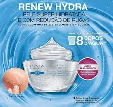 Famosos Avon Renew Clinical Hydra Ácido Hialurônico 50g @FB62