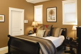 brown bedroom colors in simple baffling design ideas of cool kid