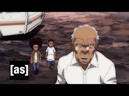 Boondocks Memes - the boondocks know your meme