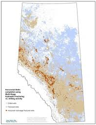 Fracking Usa Map by Fracking Canada Industry U0027s Gas Migration