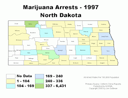 North Dakota Time Zone Map by North Dakota Laws U0026 Penalties Norml Org Working To Reform
