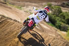 honda racing motocross christian craig aboard team honda hrc crf450r