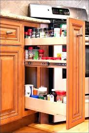 spice rack cabinet insert spice rack cabinet insert spice rack cabinet inserts spice storage