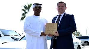 lexus price in uae al futtaim lexus customer celebrates reaching 1 000 000 kilometres in his