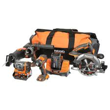black friday home depot power tool sets ridgid x4 18 volt hyper lithium ion cordless combo kit 5 tool