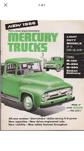 mercury truck info ford truck enthusiasts forums