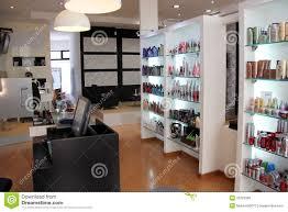 Hair Salon Reception Desk Modern Hair Salon Editorial Stock Photo Image 31229398