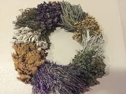 herb wreath 10 herb wreath home kitchen
