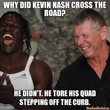 Quad Memes - kevin nash tore his quad again in july 2017 page 2 sherdog