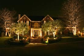 House Landscape Lighting Landscape Lighting Jpg
