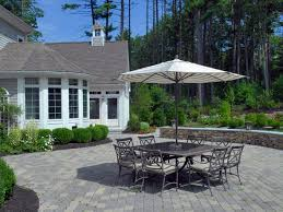 Images Of Paver Patios Paver Patios Hgtv