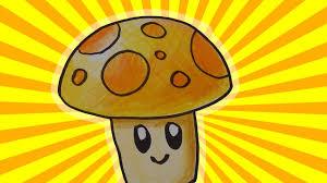 how to draw sun shroom plants vs zombies u2013 mr cute cartoon
