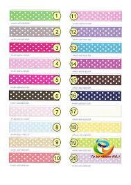polka dot grosgrain ribbon buy swiss dot grosgrain ribbon and get free shipping on aliexpress