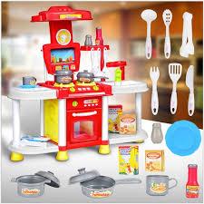 jeux de fille de cuisine bébé miniature cuisine en plastique jeux de simulation alimentaire