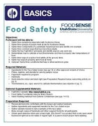 kitchen safety lesson plans u0026 worksheets reviewed by teachers