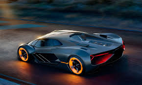 lincoln supercar lamborghini mit envision the self healing electric supercar