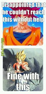 Goku Memes - goku meme by masterleo memedroid