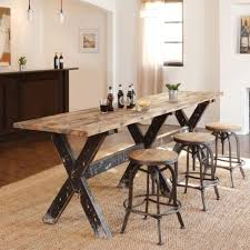 counter height gathering table gathering table pub bar counter height dining room kitchen furniture
