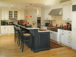 what is the best finish for white kitchen cabinets the contrasting finishes in this decora kitchen showcase