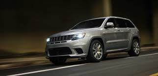 white jeep 2018 get the quickest and most powerful suv the 2018 jeep grand