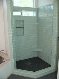 glass tile for bathrooms ideas bathroom creative green glass tiles home design popular with