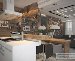 Modern Kitchen For Small Apartment Studio Apartment Modern Kitchen Rustic Spectraair Com
