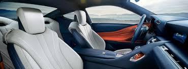 toyota lexus 2017 interior 2017 lexus lc 500 u0026 lc 500h lexus europe