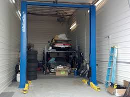 Low Ceiling 2 Post Lift by The 25 Best Two Post Lift Ideas On Pinterest Car Lift For