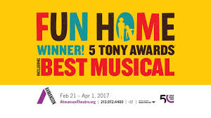 home theater los angeles fun home teaser ahmanson theatre los angeles youtube