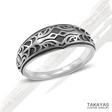 2 wedding rings xiii 2 lightning and rabbit wedding band takayas