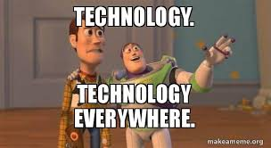 Technology Meme - 3 ways technology can sell cabinets power agency