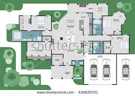 architectural plan free floor plan vector free vector stock graphics