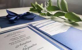 Silver Wedding Invitation Cards Navy Silver Wedding Invitations Blue Pocket Fold Invites