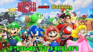 wreck ralph rabbids power hour trailer jgjr1051