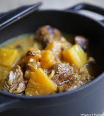 cuisiner sauté de porc sauté de porc au curry et ananas