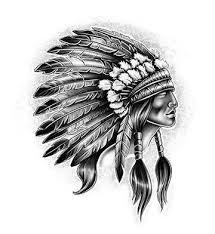 die besten 25 red indian tattoo ideen auf pinterest indianer