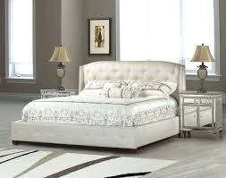 white leather bedroom sets tufted leather bed viola crystal tufted leather bed king bed tufted