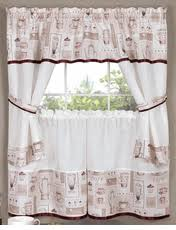 discount kitchen curtain sets swags u0026 tiers swags galore