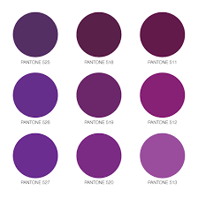 Pantone Color Names Shades Of Purple Names Peeinn Com