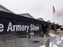The Armories Winter Garden - ny art fairs a feast of art in march during armory show 2013