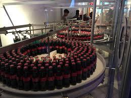 we visited the world of coca cola in atlanta georgia