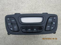 used hyundai santa fe a c u0026 heater controls for sale page 4